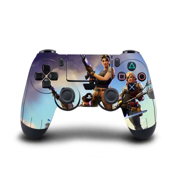 Fortnite stickers for PS4 Battle Royale