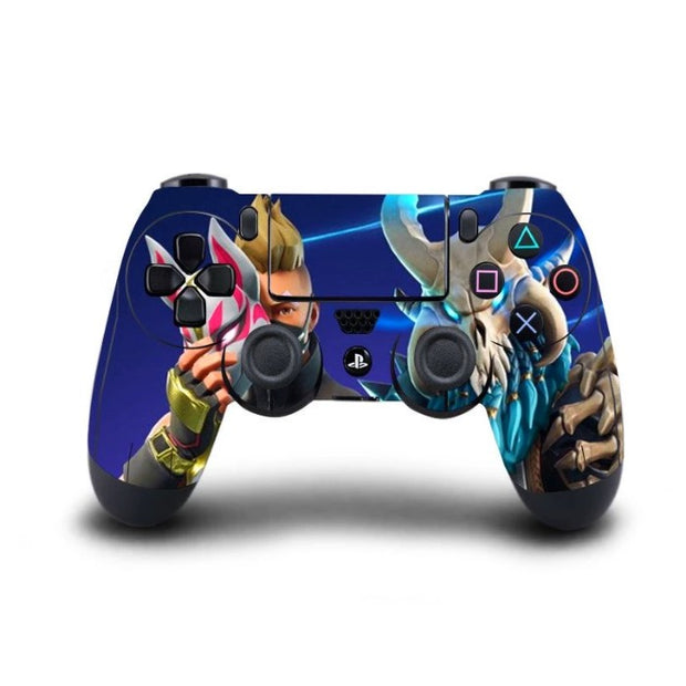 Fortnite stickers for PS4 Controller Drift Ragnarok