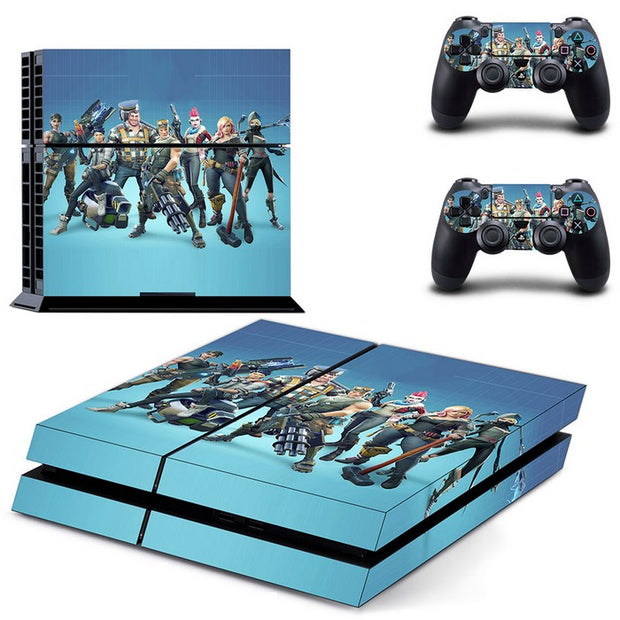 Fortnite Stickers PS4 Soldiers Squad