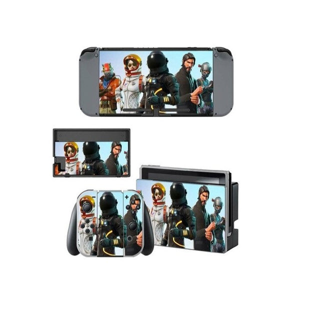 Fortnite switch stickers season 3