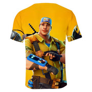 Fortnite t shirt 8 Bit Demo