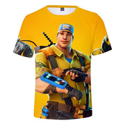 Fortnite t-shirt boys 8 Bit Demo