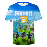 Fortnite t-shirt mens Chapter 2