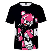 Boys fortnite t-shirt Cuddle Team Leader