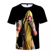 Fortnite t-shirt Bunker jonesy