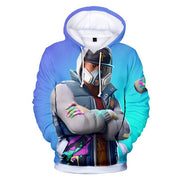 Fortnite Sweatshirt Abstrakt