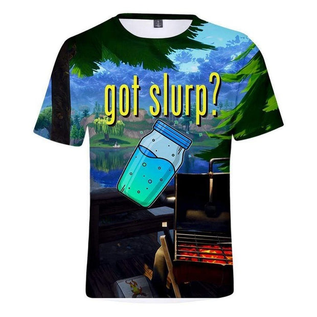 Fortnite t-shirt Got Slurp