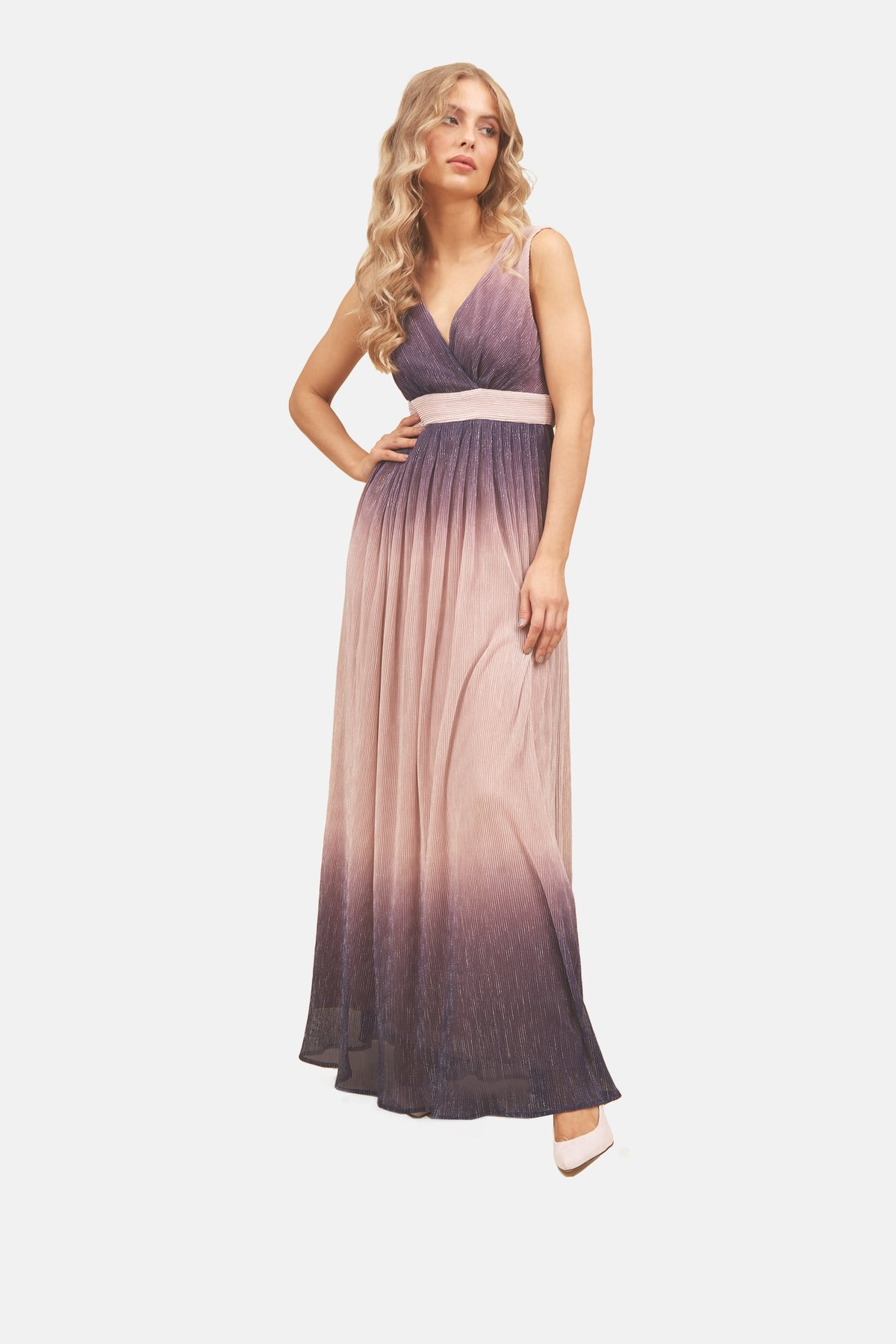 Traffic People | Ombre Maxi Dress