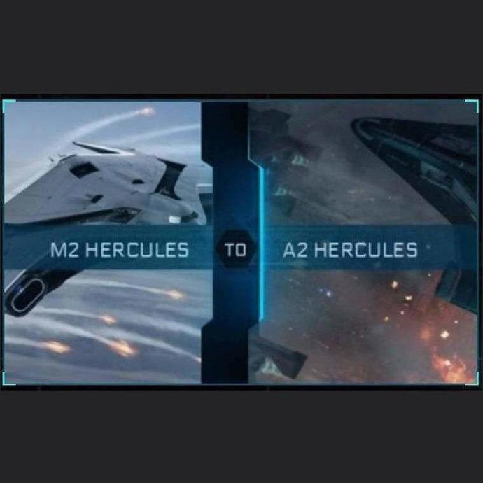 M2 Hercules to A2 Hercules | Upgrade | Might | Space Foundry Marketplace.