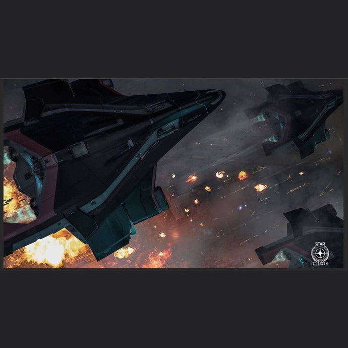 A2 Hercules LTI CCU'd | Might | Space Foundry Marketplace