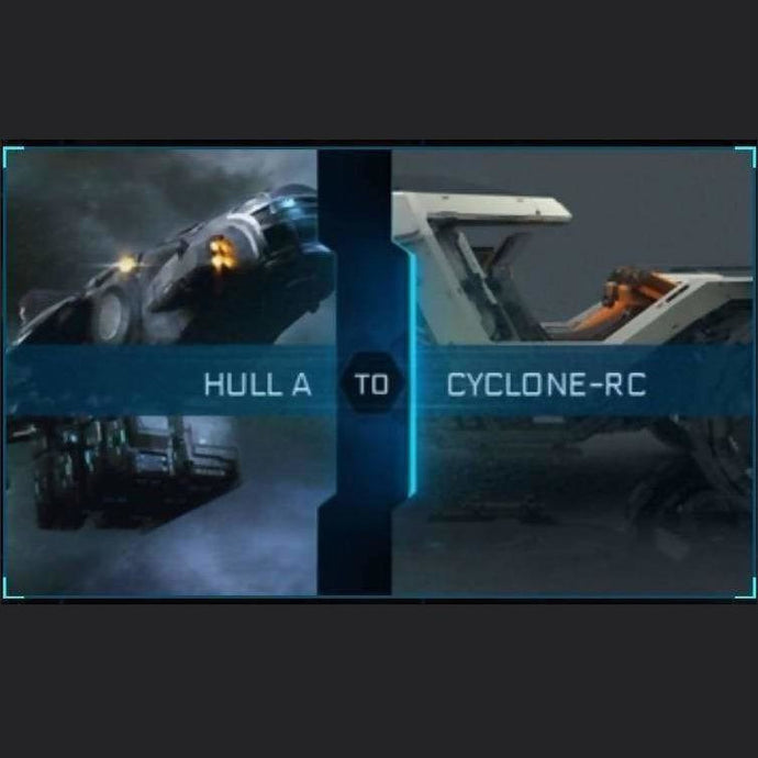 HULL A TO CYCLONE-RC | Upgrade | Might | Space Foundry Marketplace.