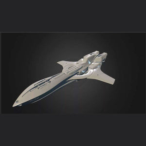 P-52 MERLIN | Standalone Original Concept Ship | Might | Space Foundry Marketplace.