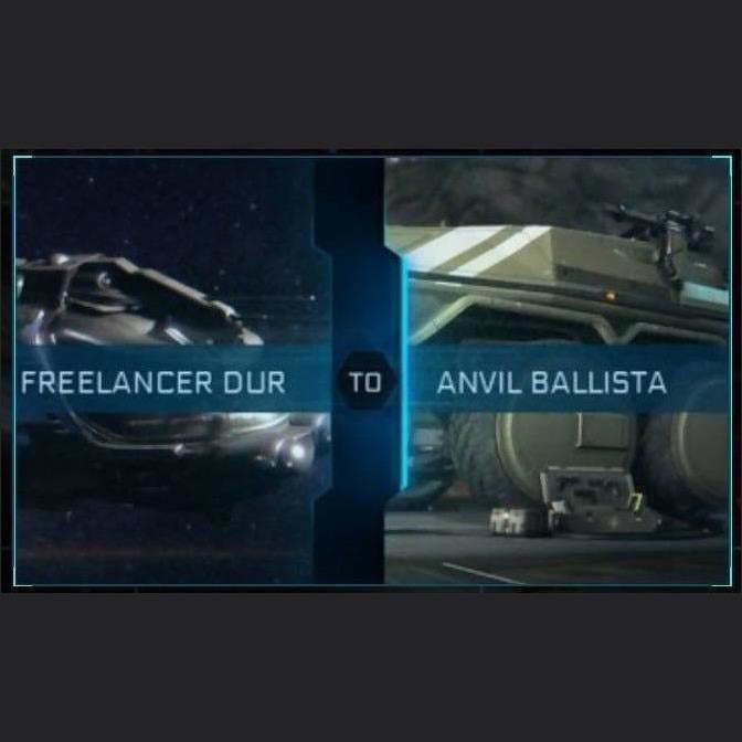 Freelancer Dur to Ballista | Might | Space Foundry Marketplace