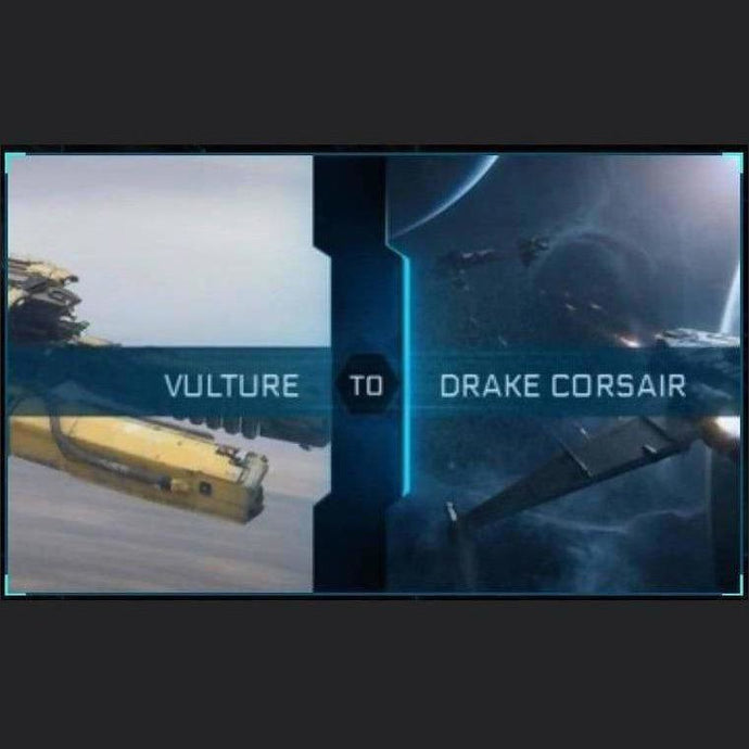 Vulture to Corsair | Upgrade | Might | Space Foundry Marketplace.