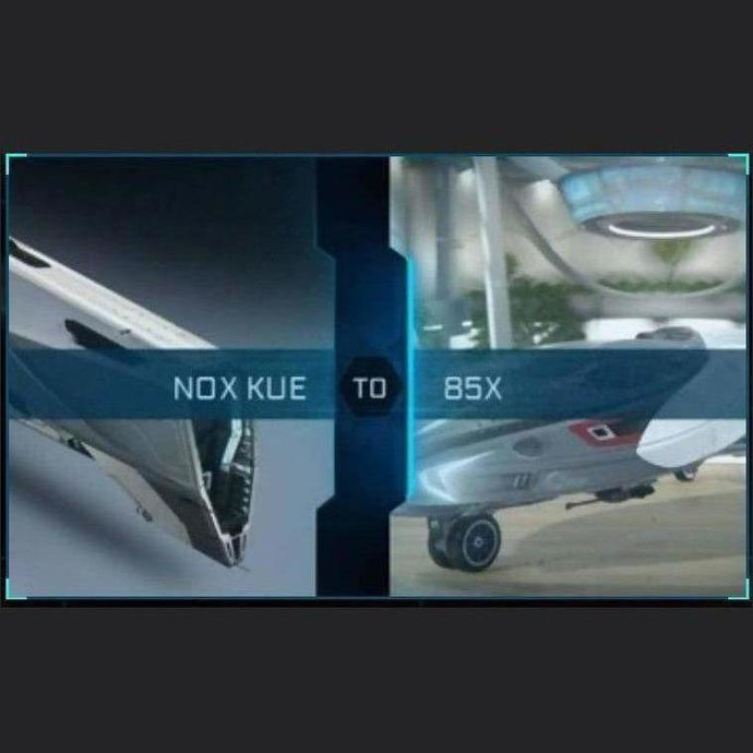 NOX KUE TO 85x | Upgrade | Might | Space Foundry Marketplace.