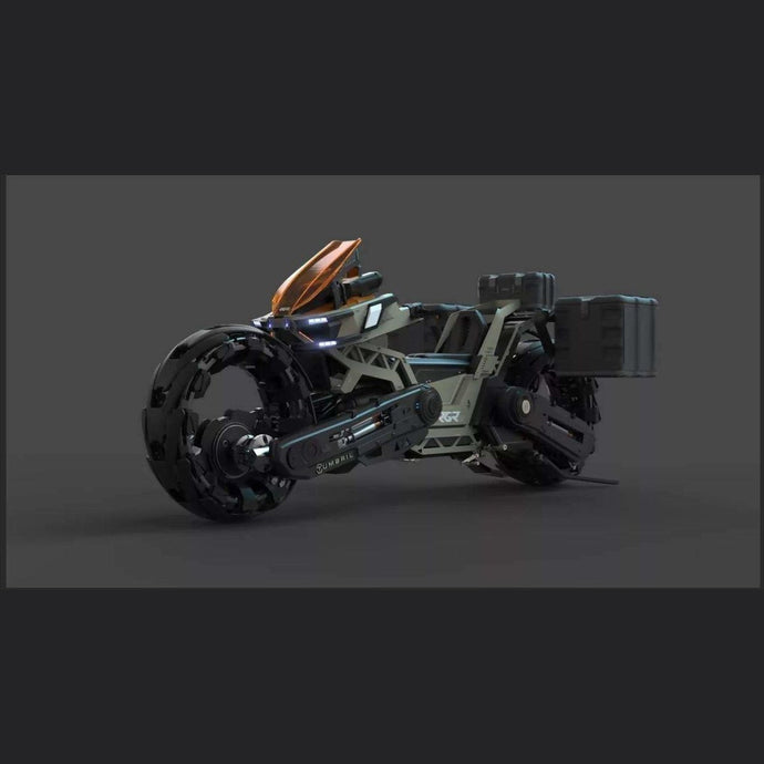 Ranger CV | Ground Vehicle | Might | Space Foundry Marketplace.