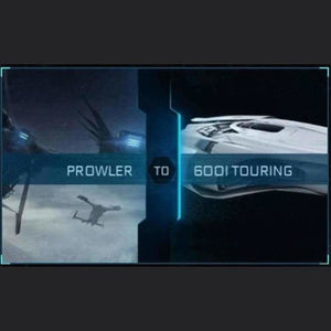 Prowler to 600i Touring | Might | Space Foundry Marketplace