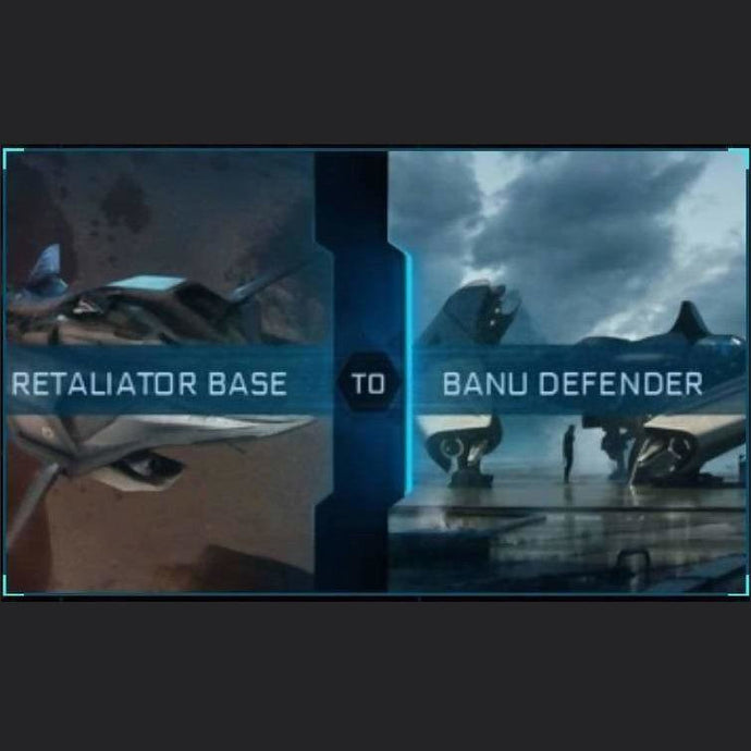 Retalitor Base to Defender | Upgrade | Might | Space Foundry Marketplace.