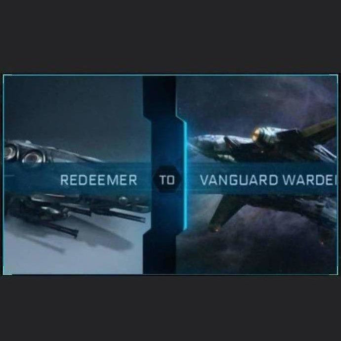 Redeemer to Vanguard Warden | Upgrade | Might | Space Foundry Marketplace.