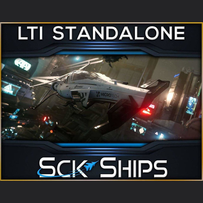 Standalone CCU'd Ship | Sck | Space Foundry Marketplace.