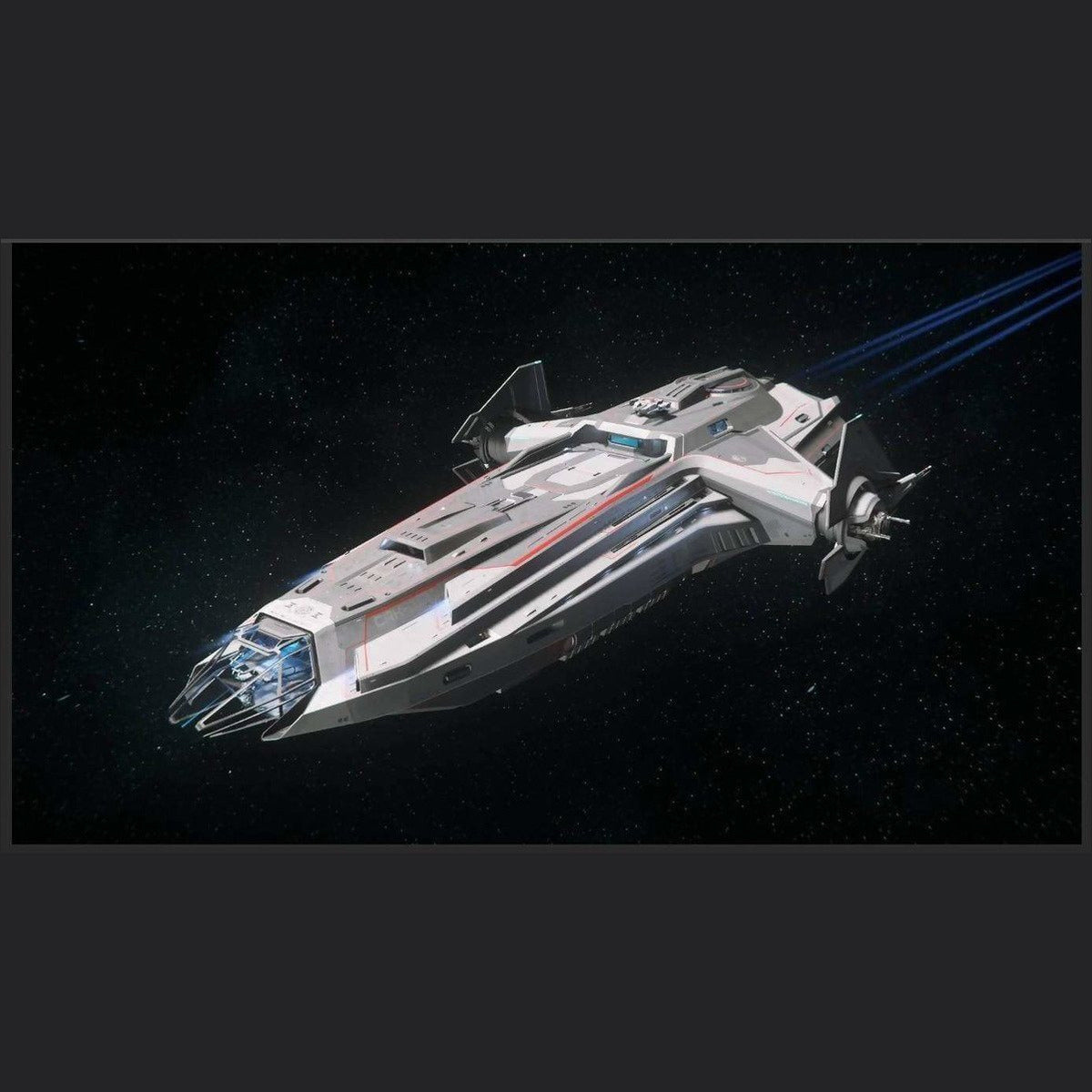 CARRACK EXPEDITION W/C8X LTI CCU'd | Standalone CCU'd Ship | Might | Space Foundry Marketplace.