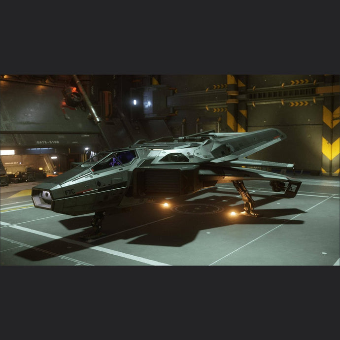 Cutlass Black to F7C Hornet Upgrade | Upgrade | Warbond Central | Space Foundry Marketplace.