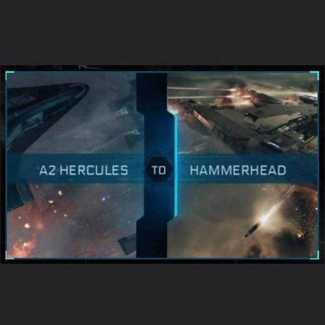 A2 Hercules to Hammerhead | Might | Space Foundry Marketplace