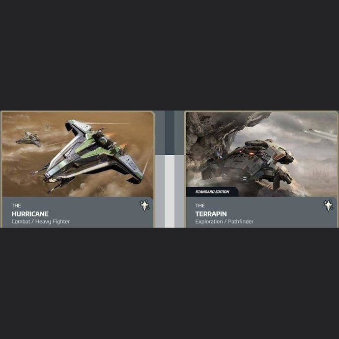 UPGRADE - HURRICANE TO TERRAPIN | Upgrade | JPEGS STORE | Space Foundry Marketplace.