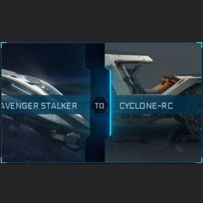 AVENGER STALKER TO CYCLONE-RC | Upgrade | Might | Space Foundry Marketplace.