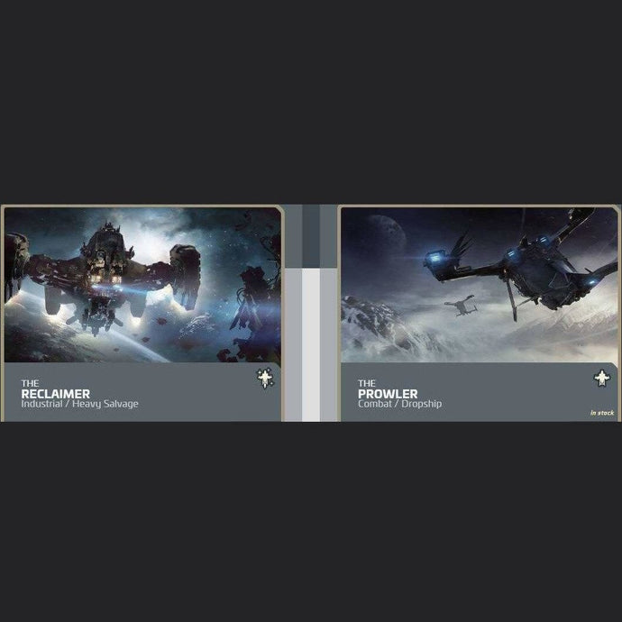 UPGRADE - RECLAIMER TO PROWLER | Upgrade | JPEGS STORE | Space Foundry Marketplace.