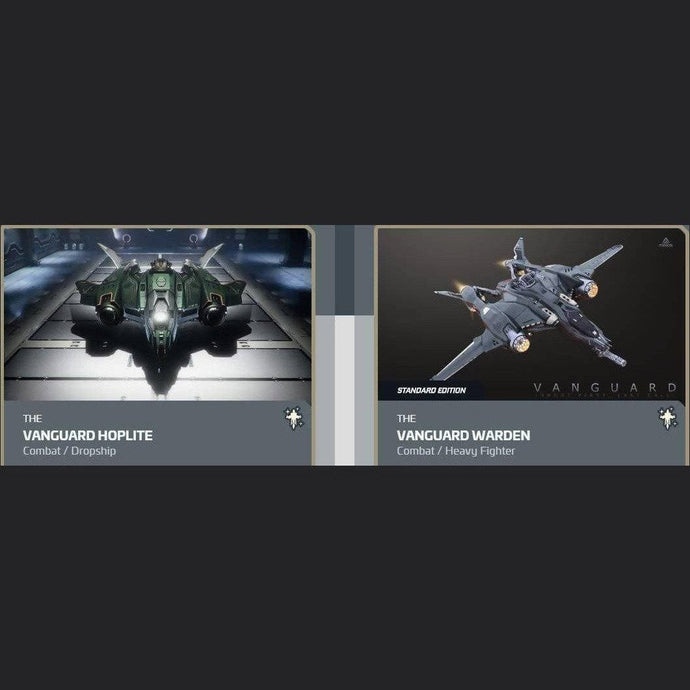 UPGRADE - VANGUARD HOPLITE TO VANGUARD WARDEN | GANJALEZZ JPEGs STORE | Space Foundry Marketplace