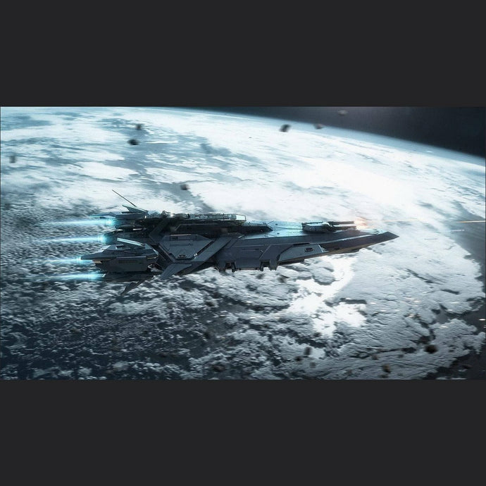 RSI PERSEUS - LTI - CCUed (limited time offer) | Standalone CCU'd Ship | JPEGS STORE | Space Foundry Marketplace.