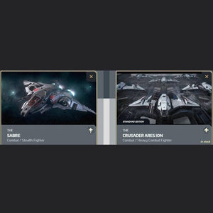 UPGRADE - SABRE TO CRUSADER ARES ION | GANJALEZZ JPEGs STORE | Space Foundry Marketplace