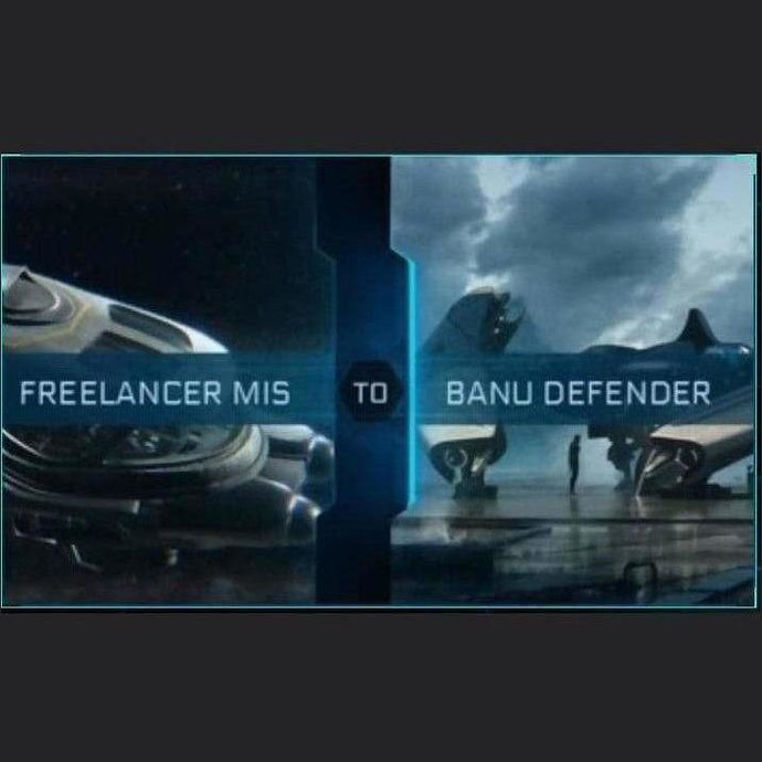 Freelancer MIS to Defender | Upgrade | Might | Space Foundry Marketplace.