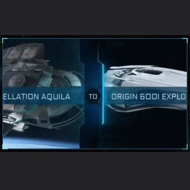 Constellation Aquila to 600i Explorer | Might | Space Foundry Marketplace
