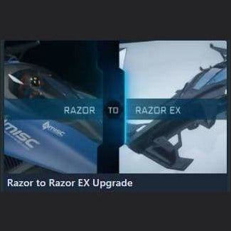 Razor to Razor EX Upgrade | Upgrade | Jpeg_Warehouse | Space Foundry Marketplace.