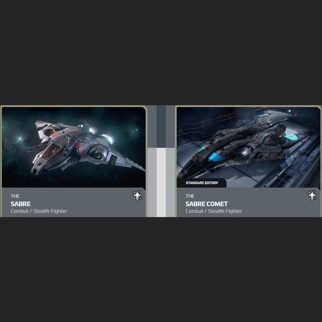UPGRADE - SABRE TO SABRE COMET | Upgrade | JPEGS STORE | Space Foundry Marketplace.