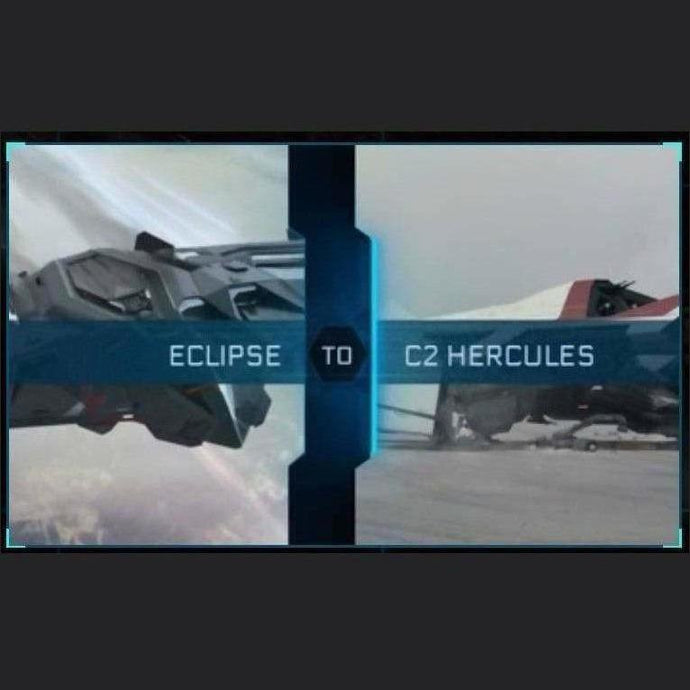 Eclipse to C2 Hercules | Upgrade | Might | Space Foundry Marketplace.