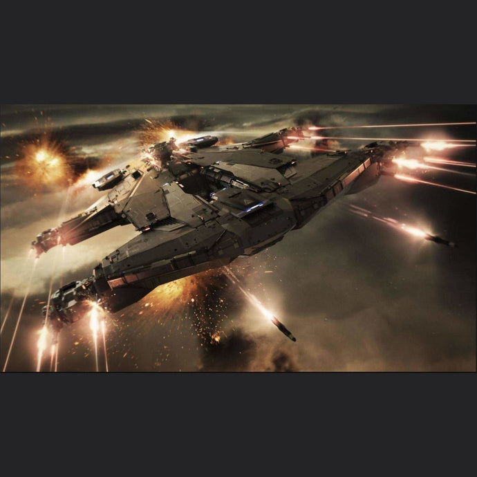 Hammerhead LTI - CCU'd Ship standalone | Standalone CCU'd Ship | mr52jen aka Shifting | Space Foundry Marketplace.