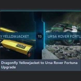 Dragonfly Yellowjacket to Ursa Rover Fortuna Upgrade | Upgrade | Jpeg_Warehouse | Space Foundry Marketplace.