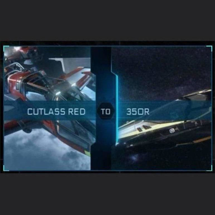 Cutlass Red to 350r | Might | Space Foundry Marketplace