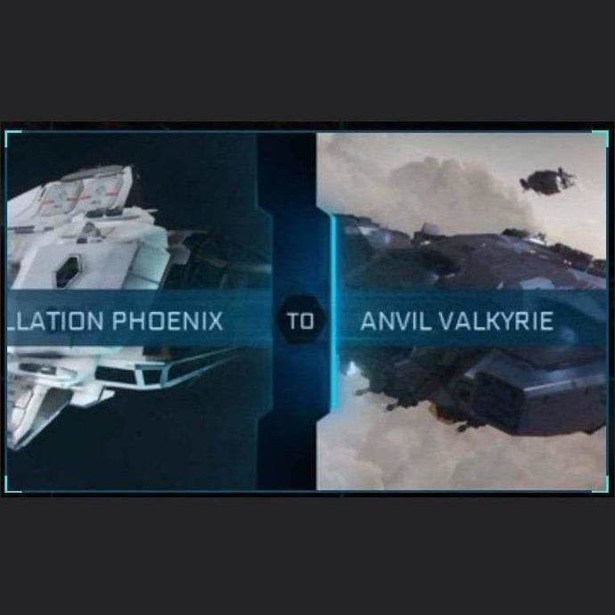 Constellation Phoenix to Valkyrie | Might | Space Foundry Marketplace