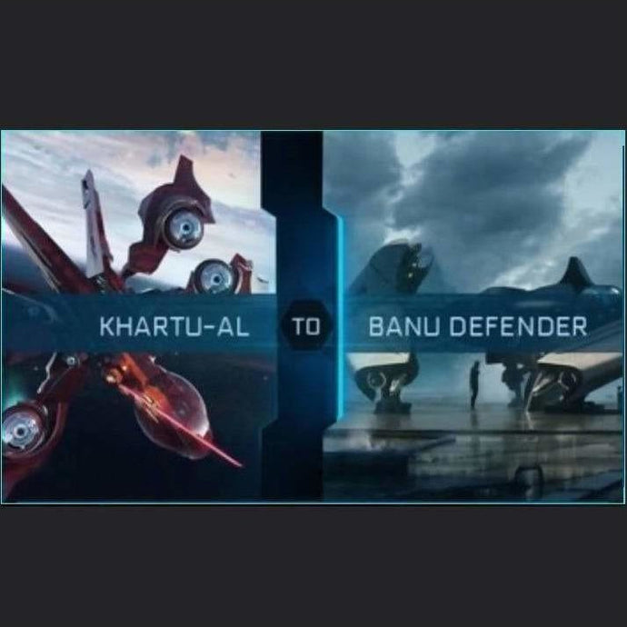 Khartu-Al to Defender | Might | Space Foundry Marketplace