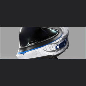 ADD-ONS - GIOCOSO HELMET - IVORY | Add-On | Might | Space Foundry Marketplace.