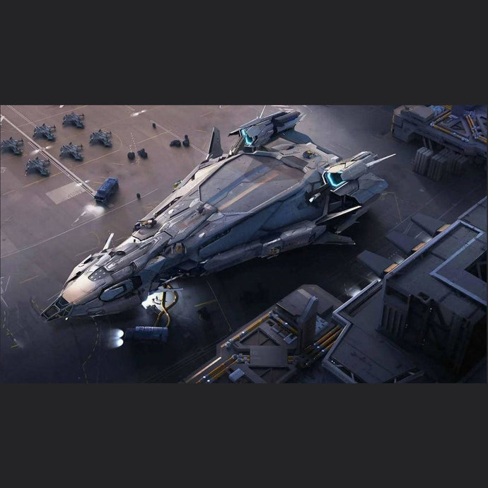 Polaris LTI CCU'd | Standalone CCU'd Ship | Might | Space Foundry Marketplace.