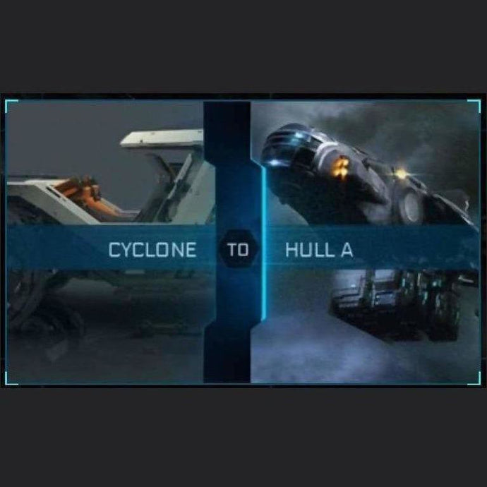 Cyclone to Hull A | Upgrade | Might | Space Foundry Marketplace.