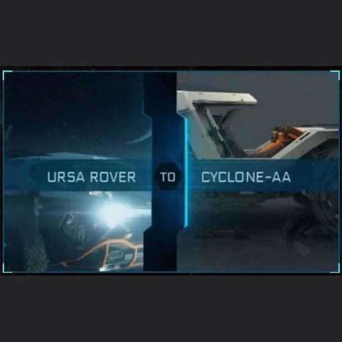 URSA ROVER TO CYCLONE-AA | Upgrade | Might | Space Foundry Marketplace.