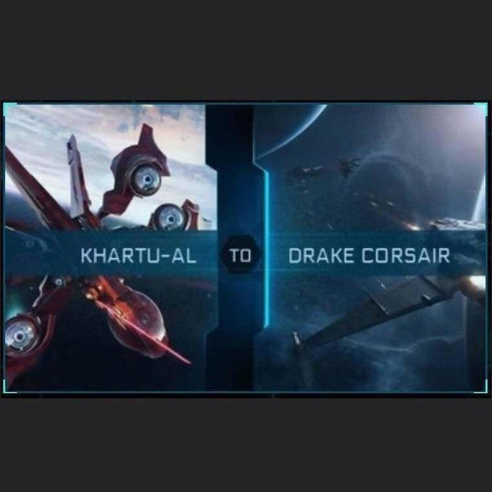 Khartu-Al to Corsair | Upgrade | Might | Space Foundry Marketplace.