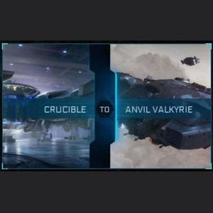 Crucible to Valkyrie | Might | Space Foundry Marketplace