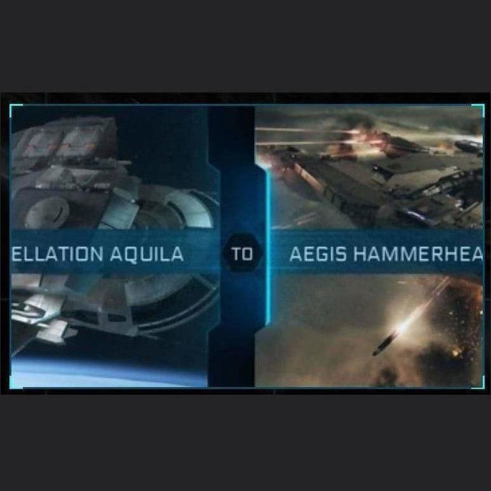 Constellation Aquila to Hammerhead | Might | Space Foundry Marketplace